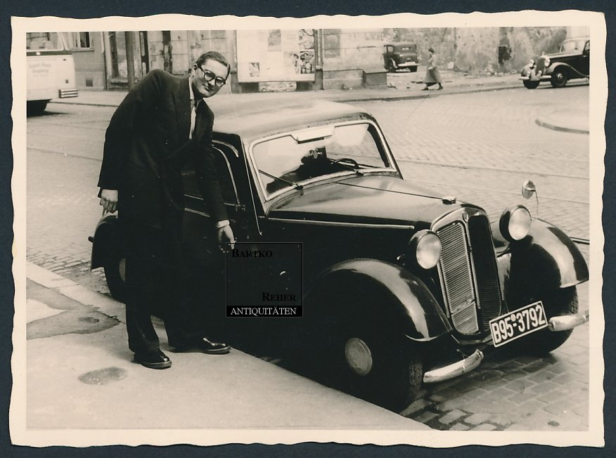 foto ca 1955 ruinen in berlin auto dkw f8 kfz kennzeichen b 95 3792 ebay. Black Bedroom Furniture Sets. Home Design Ideas