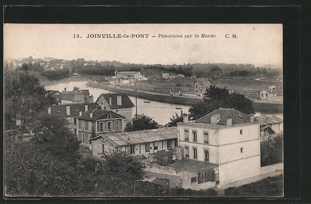 Joinville le pont code postal for Comcode postal le cateau